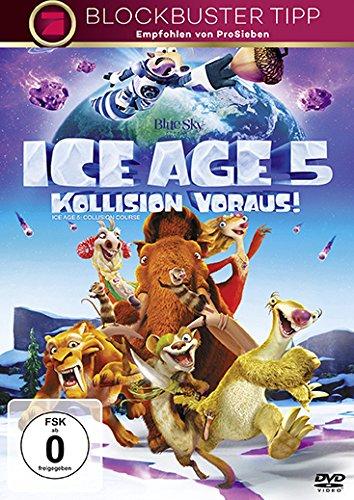 Ice Age - Kollision voraus [DVD] -