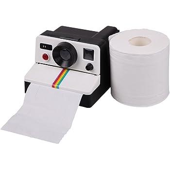 Ducomi® - Polaroll - Distributeur pour rouleaux de papier toilette ... ce69e8d02032