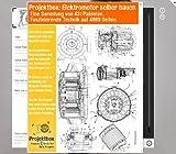 Elektromotor selber bauen: Deine Projektbox inkl. 431 Original-Patenten bringt Dich mit Spa� ans Ziel! Bild