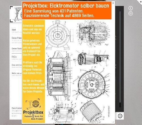 Elektromotor selber bauen: Deine Projektbox inkl. 431 Original-Patenten bringt Dich mit Spaß ans Ziel! (Elektro-software)
