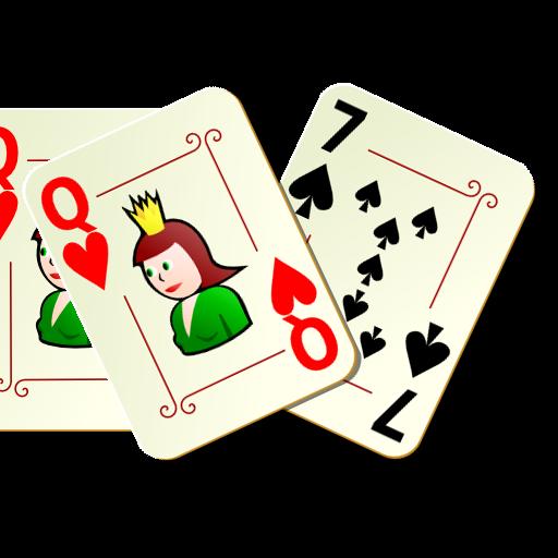 Karten Spiele - Snap-karte