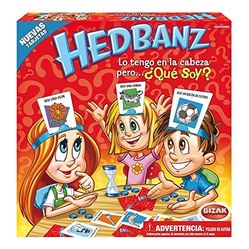 4. Hedbandz - Juego de atención y adivinanzas