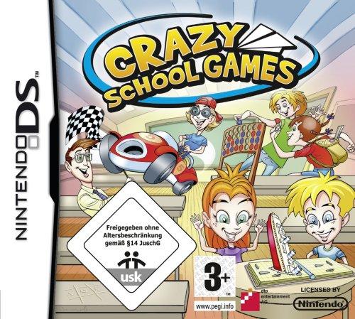 Crazy School Games (Crazy Sales)