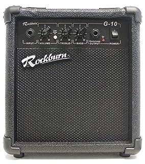 Rockburn Amp - 10 Watt Amplifier for Electric Guitar (B002S0NOUS)   Amazon price tracker / tracking, Amazon price history charts, Amazon price watches, Amazon price drop alerts