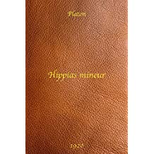 Hippias mineur - Platon (French Edition)