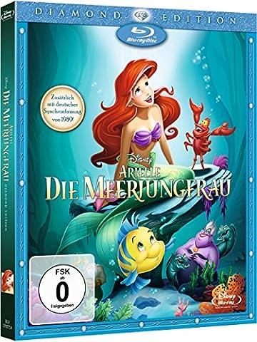 Arielle, die Meerjungfrau (Erstauflage im Schuber - Diamond Edition) Blu-ray