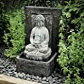 Gardman Tranquil Buddha Water Feature by Gardman