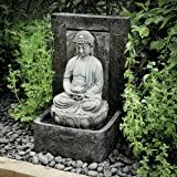 UK Water Features Brunnen Buddha