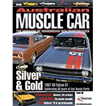 Muscle Car: The Heritage of Homegrown High Performance (English Edition)
