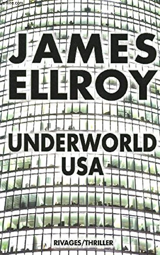 Broché - Underworld usa par James Ellroy