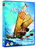 Moana [DVD] [2016] only £6.99 on Amazon