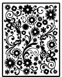 Spellbinders Impressabilities Flowers