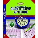 Padhuka's Practical Guide on Quantitative Aptitude for CA CPT