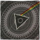 Sunshine Joy Pink Floyd The Dark Side Of The Moon Shadows Bandana Black