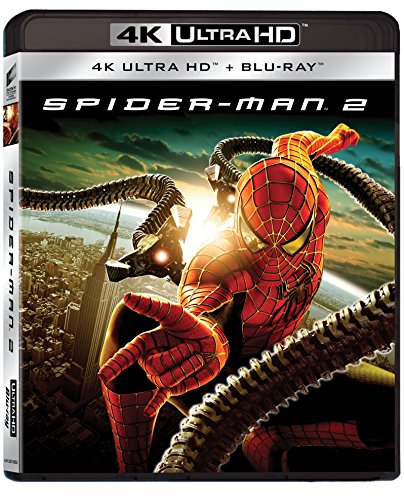 Spider-Man 2 (Blu-Ray 4K Ultra HD + Blu-Ray)