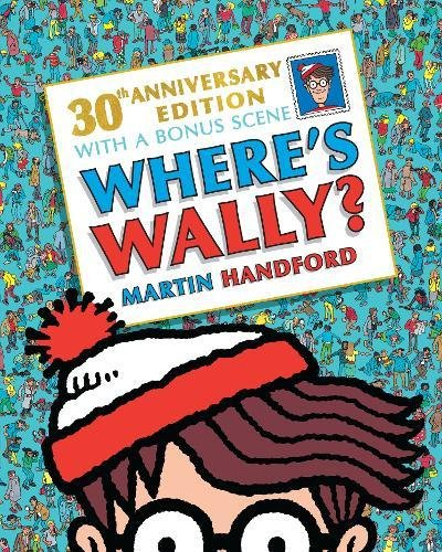 Where's Wally? One off edition celebrating 30 years of searching for Wally. Many hours of entertainment.