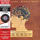Nigel Lived - Cardboard Sleeve - High-Definition CD Deluxe Vinyl Replica