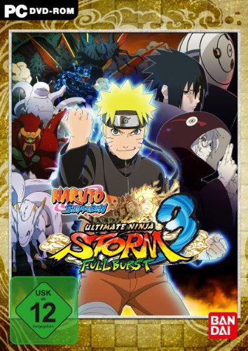 Naruto Shippuden - Ultimate Ninja Storm 3: Full Burst - D1 (Serie Kostüme Rom Tv)