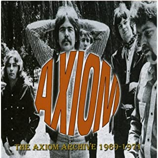 Axiom Archive 1969-1971,The (24 Tracks) Aust Excl