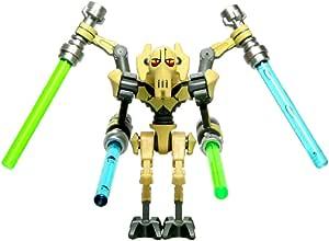 General Grievous Clone Wars Lego Star Wars Figure Amazon Co Uk Toys Games