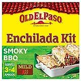 Old El Paso Smoky BBQ Enchilada Kit, 470 g