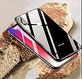 Coque iPhone X Etui , Leathlux Silicone Gel Case Avant et Arrière Intégral Full...