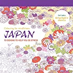 How can you shake off those niggling everyday worries? Immerse yourself in these detailed designs inspired by Japan. You will become totally absorbed in the wonderful images drawn from nature and from legend (cherry trees, clouds, waves, dragons, tig...