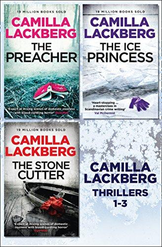 Camilla Lackberg Crime Thrillers 1-3: The Ice Princess, The ...
