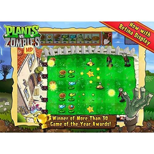 Unbekannt WYF Holzpuzzle Pflanzen Vs. Zombies Poster Fine Cut Adult Kinder Puzzle 300.500.1000 Teile P629 (Color : C, Size : 500pc) - York Puzzle Teile New 300