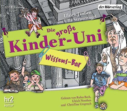 Die große Kinder-Uni