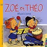Zoé et Théo musiciens
