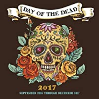 Day of the Dead 2017 Calendar - America Del Wall Calendar