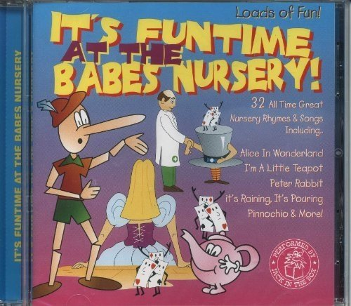 It's Fun Time at the Babe's Nursery! by Jack in the Box
