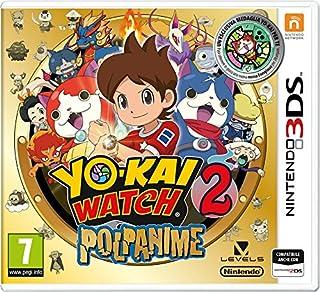 Yo-Kai Watch 2: Polpanime + Medaglia - Special Limited - Nintendo 3DS (B01N210URB) | Amazon price tracker / tracking, Amazon price history charts, Amazon price watches, Amazon price drop alerts