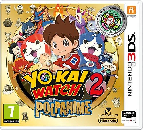Yo-Kai Watch Fleshy Souls - Nintendo 3DS