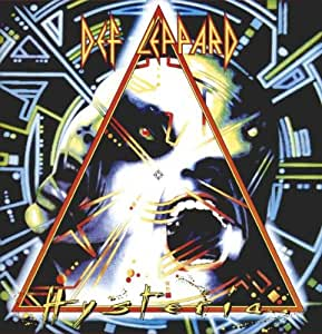 Hysteria [Vinyl LP]