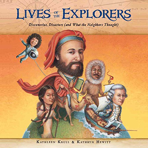 Lives of the Explorers  Audiolibri