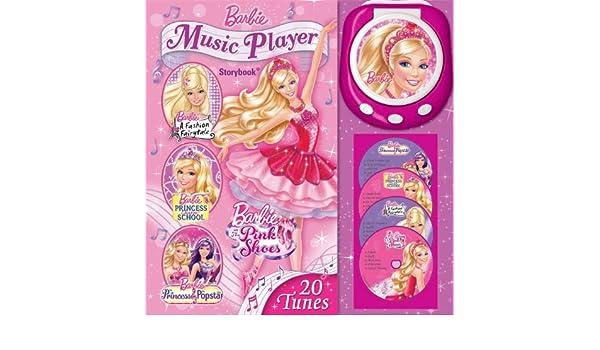 barbie music player storybook amazon co uk barbie 9780794430757