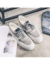 GAOLIM Espesor De La Placa De Sujeción De Estudiantes Zapatos Zapatos De Mujer Zapatos Zapatos En La Primavera...