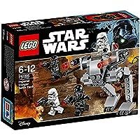 Lego 75165Salta sul walker imperiale, arma gli shooter e parti per sconfiggere i subdoli Ribelli! E se hai bisogno di rinforzi, chiama le truppe con i loro blaster per assicurarti la vittoriaSpecifiche:AttivitàMattoncini e CostruzioniLineaCos...