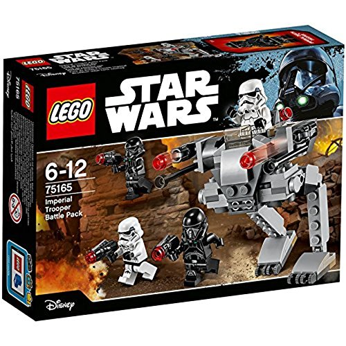 (LEGO Star Wars 75165 - Imperial Trooper Battle Pack, Spielzeug)