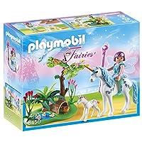 Playmobil 5450 Fairy Aquarella in the Unicorn Meadow