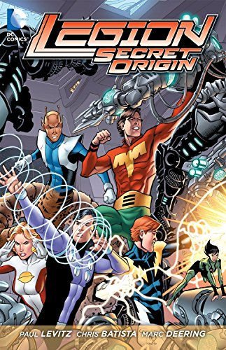 Legion Secret Origin TP (Legion of Super-Heroes (DC Comics Paperback))