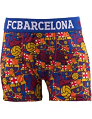 Boxer Barça - Collection officielle FC BARCELONE - Taille adulte homme