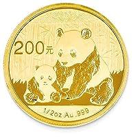 24K 200 YUAN Panda Coin