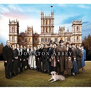 4-HOCEE6 Downton Abbey 38cm x 35cm,15inch x 14inch Silk Print Poster
