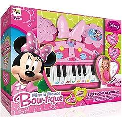 Teclado Electrónico para Niños y Niñas - Minnie Disney - 180864