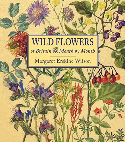 Wild Flowers of Britain: Month by Month Test