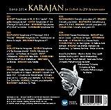 Karajan : Coffret 6cd / 25e Anniversaire (2014)