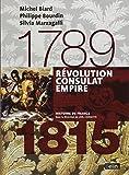 Révolution, Consulat, Empire 1789-1815 - Format compact